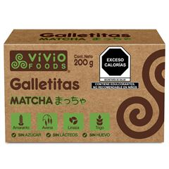 Galletas Matcha - Sanborns