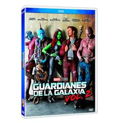 DVD Guardianes de la Galaxia VOL. 2 - Sanborns