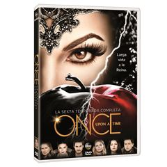 DVD Once Upon a Time: Season 6 - Sanborns
