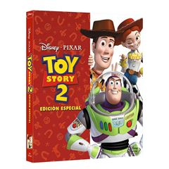 DVD Toy Story 2 - Sanborns