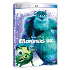 DVD Monsters Inc. - Sanborns