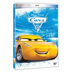 DVD Cars 3 - Sanborns