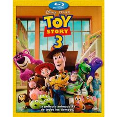 Blu-Ray Toy Story 3 - Sanborns