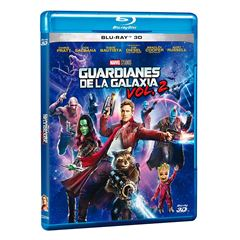 BR/3D Guardianes de la Galaxia VOL. 2 - Sanborns