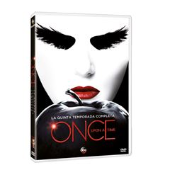 DVD Once Upon A Time Temporada 5 - Sanborns