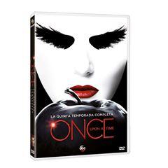 DVD Once Upon A Time Temporada 5 - Sanborns