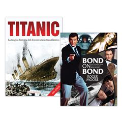 Paquete Bond on Bond - Titanic - Sanborns