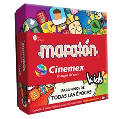 Maratón Cinemex Kids - Sanborns