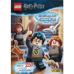 Lego Harry Potter escenas con stickers - Sanborns