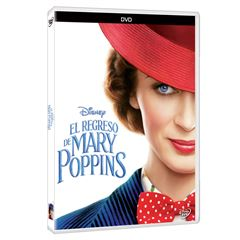 DVD El regreso de Mary Poppins - Sanborns