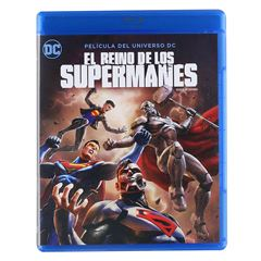Blu-Ray El Reino de Los Supermanes - Sanborns