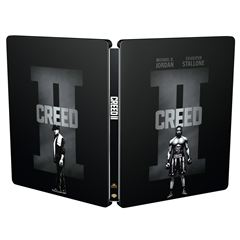 BR Creed II Combo Steelbook - Sanborns