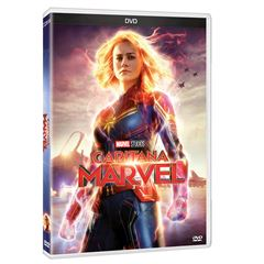 Preventa DVD Capitana Marvel - Sanborns