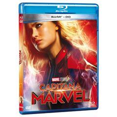 BR/DVD Capitana Marvel Combo - Sanborns