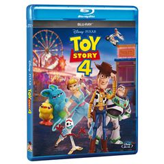Blue-Ray Toy Story 4 - Sanborns