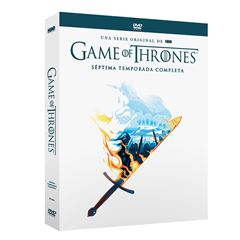 DVD Game Of Thrones Temporada 7 - Sanborns