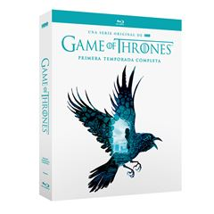 DVD Game Of Thrones Temporada 1 - Sanborns