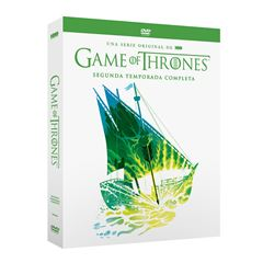 DVD Game Of Thrones Temporada 2 - Sanborns
