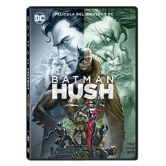 DVD Batman Hush - Sanborns