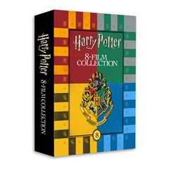 BluRay Paquete Harry Potter 1-8 - Sanborns