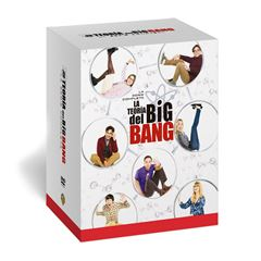DVD The Big Bang Theory Todas las Temporadas - Sanborns