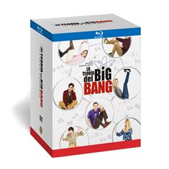 BluRay The Big Bang Theory Todas las Temporadas - Sanborns