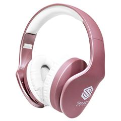 Audífonos Select Sound BTH025 Bluetooth Rosa - Sanborns