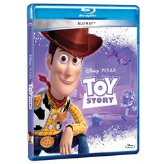 BluRay Toy Story - Sanborns