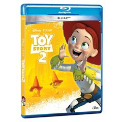 BluRay Toy Story 2 - Sanborns