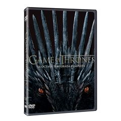 DVD Game Of Thrones Temporada 8 - Sanborns