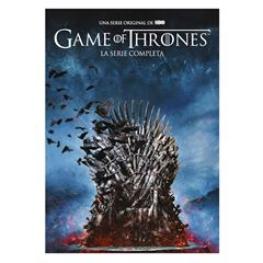 DVD Game Of Thrones Temporada 1-8 - Sanborns