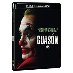 Preventa 4K BluRay Guasón - Sanborns