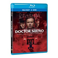 Blu-Ray + DVD Doctor Sueño - Sanborns