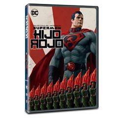 DVD Superman Hijo Rojo - Sanborns