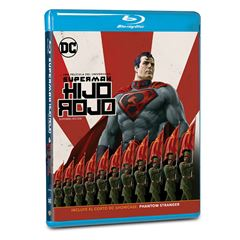 Blu-Ray Superman Hijo Rojo - Sanborns