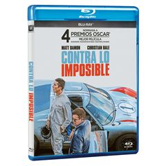 Blu-Ray Contra Lo Imposible - Sanborns
