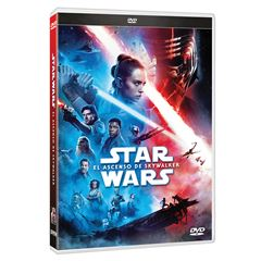 DVD Star Wars El Ascenso De Skywalker - Sanborns