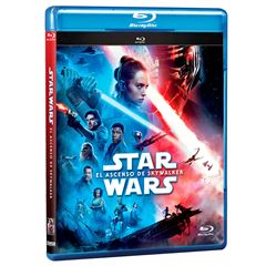 Blu-Ray Star Wars El Ascenso De Skywalker - Sanborns