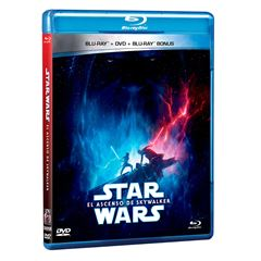 BR + DVD Star Wars El Ascenso De Skywalker - Sanborns