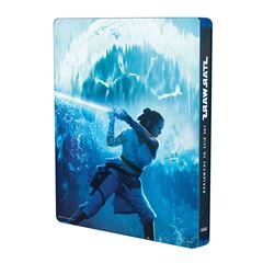 Steelbook BR + DVD Star Wars El Ascenso De Skywalker - Sanborns