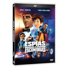 DVD - Espías a Escondidas - Sanborns
