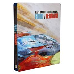 BR Steelbook Blu-Ray + DVD Contra Lo Imposible - Sanborns