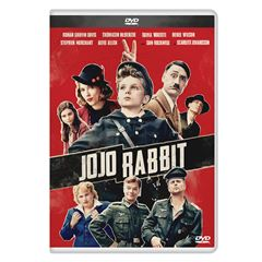 DVD - Jojo Rabbit - Sanborns