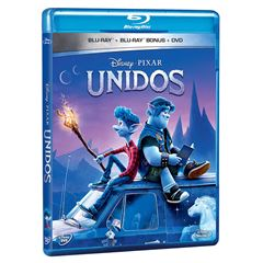Blu-Ray + DVD Unidos - Sanborns