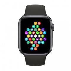 Reloj Smartwatch Zeta SW5 Negro - Sanborns