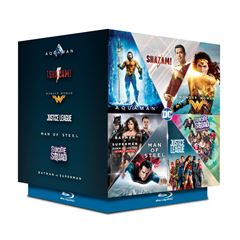 BluRay Paquete DC Heroes - Sanborns