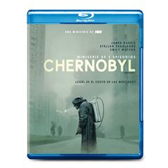 BluRay - Chernobyl - Sanborns