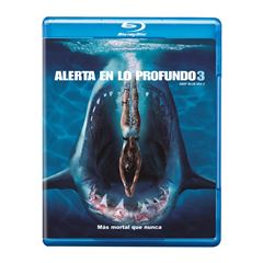 BluRay - Alerta en lo Profundo 3 - Sanborns