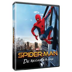 DVD Spiderman de Regreso a Casa - Sanborns
