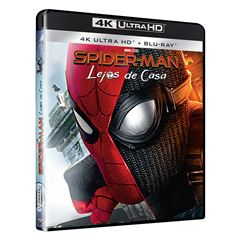 BluRay 4K Spider Man Lejos De Casa - Sanborns